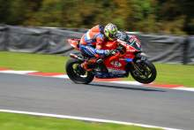 Brookes fifth at Oulton BSB test, new SCX tyre 'information was invaluable'
