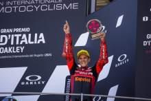 Moto3 Italia: Penantian Podium Rodrigo Berakhir di Mugello