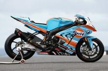 Johnson signs for SMR-run Gulf BMW