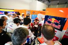 2022 developments take to the track at Misano MotoGP test