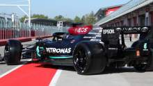 F1 budget cap forced Mercedes to scrap planned Pirelli tyre test at Paul Ricard