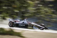 Herta memenangkan Laguna Seca, Newgarden mempertahankan gelar IndyCar