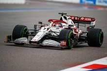 How Raikkonen call led to Alfa Romeo's best F1 race since 2019