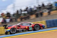 Toyota # 7 mempertahankan keunggulan Le Mans, Ferrari jelas di GTE-Pro