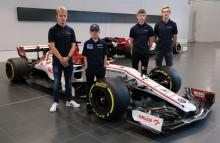 Sauber launches junior academy to find next F1 stars