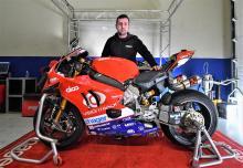 Michael Dunlop, VisionTrack Ducati,