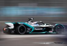 Mitch Evans, Panasonic Jaguar Racing, Formula E,