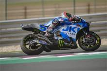 Rins 'happy to arrive' at Portimao; 'Important to score points' says Mir