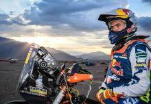 Matthias Walkner, Red Bull KTM, Dakar,