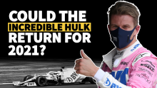 Could Nico Hulkenberg return to F1 for 2021?