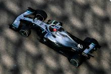 Russell fastest for Mercedes as F1 testing ends in Abu Dhabi