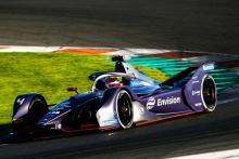 Frijns fastest as Virgin Racing dominates at Formula E pre-season test