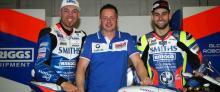 Peter Hickman, Smiths Racing BMW, Alex Olsen, BSB,