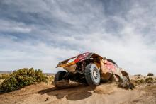 Stephane Peterhansel, Peugeot, Dakar,