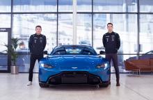 Tincknell, Westbrook bergabung dengan Aston Martin untuk Le Mans