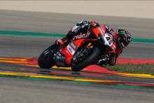 Scott Redding fastest on final day of testing in Aragon