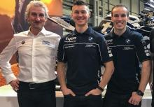 Farmer joins Iddon at Tyco BMW