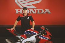 Johnson joins Hutchinson at Honda