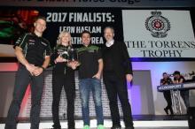 Torrens Trophy, Royal Automobile Club,