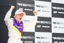 Powell mendapatkan drive IMSA GT3 setelah kesuksesan Seri W.