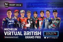 Lorenzo debut in Virtual Race 5 at Silverstone