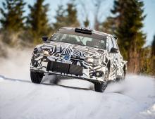 Petter Solberg, Volkswagen Motorsport