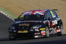 Tom Boardman (GBR) Special Tuning Racing SEAT Leon