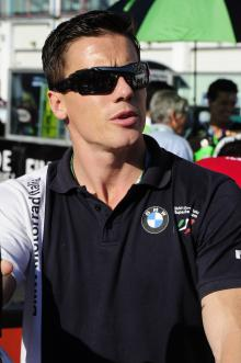 Toseland, French SSTK 1000 Race 2011