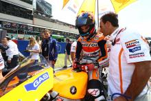 'New role' for Pedrosa's manager Alberto Puig
