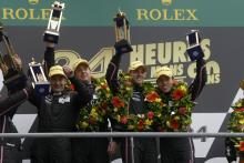 Le Mans 24 Hours - Class results