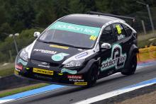Liam Griffin (GBR) Ford Focus