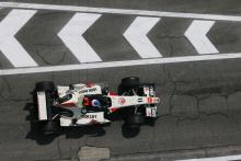 21.04.2006 Imola, Italy, Rubens Barrichello (BRA), Honda Racing F1 Team, RA106  - Formula 1 World Ch
