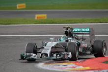 Rosberg booed on Spa podium