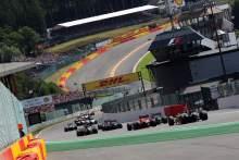 US Grand Prix set for smallest F1 grid since 2005
