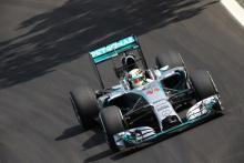 Abu Dhabi Grand Prix - FP1 results
