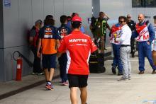 Moto3: Hanika punished with pit lane start