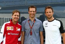 Coulthard predicts 'big things' for Wurz