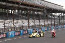 Pedrosa wins MotoGP vs. IndyCar 'race'