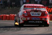 Mark Skaife (Aust) HRT Commodore Rd 5 V8 Supercars Hidden Valley Northern Territory 2nd july 200