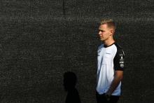 Magnussen set to be revealed by Renault on Wednesday