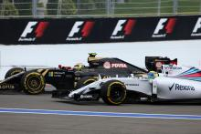 Maldonado: Leaving Williams not a great decision