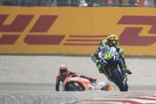 Ecclestone would have DQ'd Rossi for Marquez clash