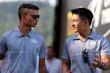 Wehrlein: Now you can see Haryanto was very good...