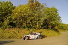 Rally Tour de Corse - Day 2 Leaderboard (Top 15)