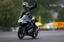 Moto3 Brno - Free Practice (3) Results