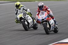 Bautista, German MotoGP race 2017
