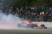 Pirelli: Raikkonen tyre blow caused by external damage