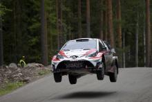 Rookie Lappi takes shock Rally Finland lead