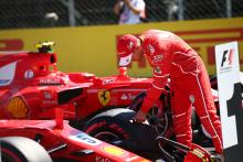 Hungarian Grand Prix - Grid