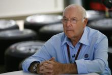 Murray Walker on the mend, no longer needs chemo